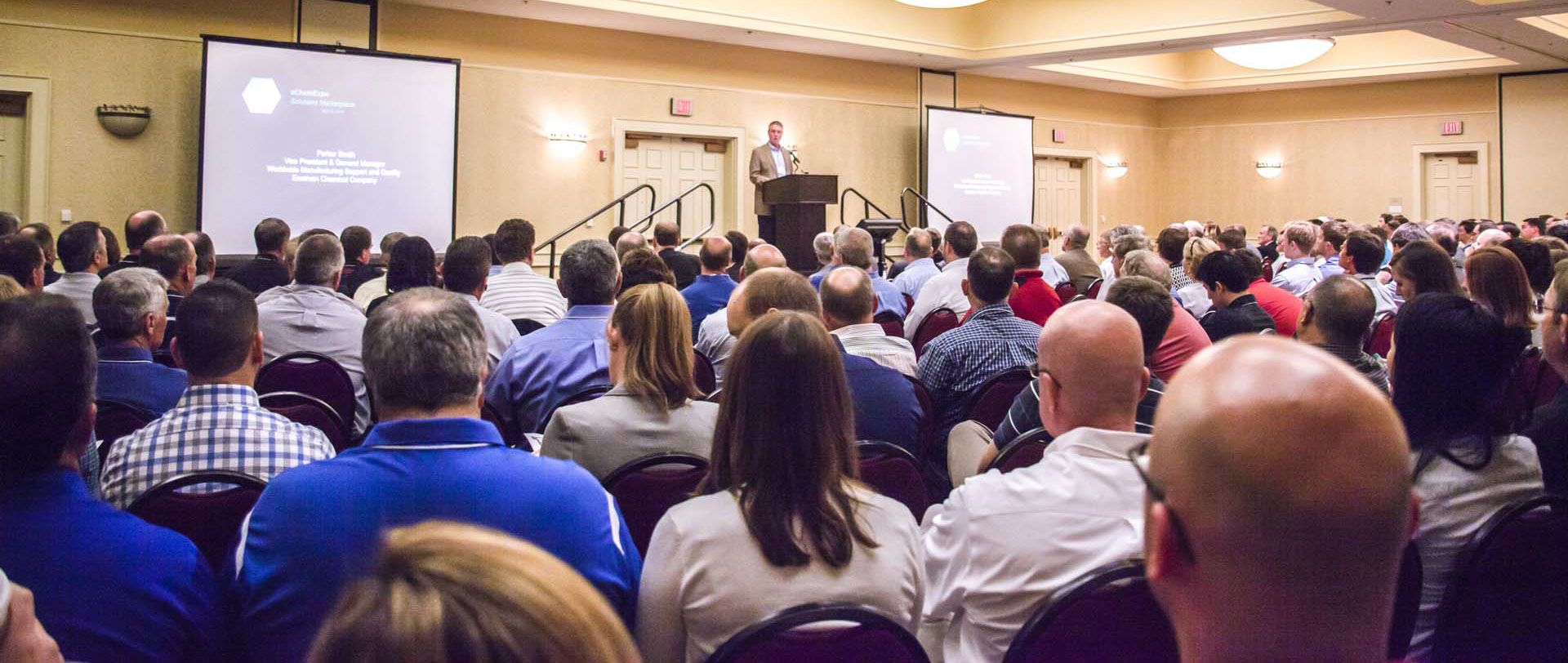 A standing room only packed keynote session heard industrial and supplier perspectives on improving innovation, safety and plant reliability to accelerate manufacturing growth